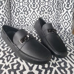 NWOT Hermes Irving Loafer Men Shoes